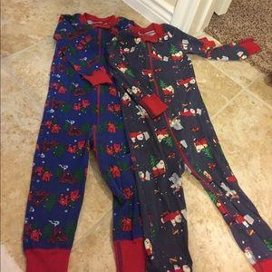 Hanna Christmas pajamas